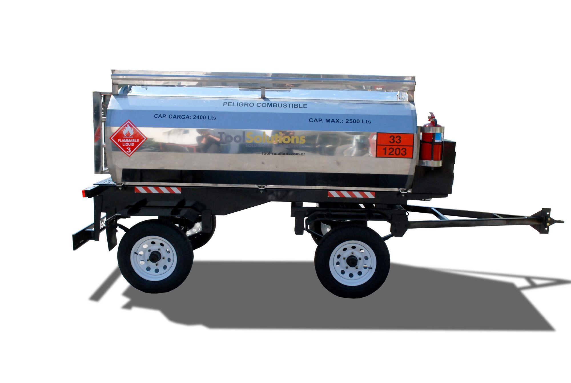 Acoplados tanque cisterna tool solutions soluciones for Tanque cisterna