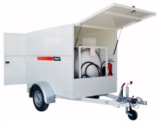 Remolque Fuel Box